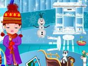 Baby Nora Frozen Room…