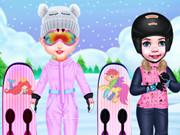 Baby Taylor Skiing Dress Up