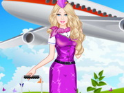 Barbie Air Hostess Style