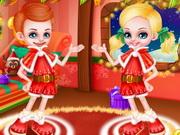 Barbie And Ken Xmas Babies