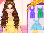 Barbie At Princess Awards