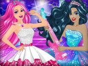 Barbie At Rock'n Royal College