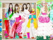 Barbie Bride Makeover