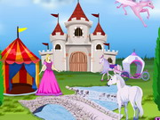 Barbie Castle Play The Girl Game Online