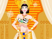 Barbie Egyptian Princess Dress Up