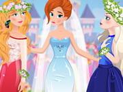 Barbie Elsa Bridesmaids Rivals