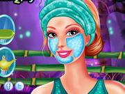 Barbie Fabulous Facial Makeover