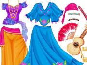Barbie Gipsy Princess