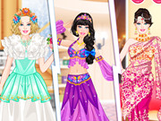 Barbie In Different Countries
