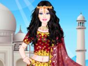 Barbie Indian Princess Dress