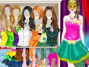 Barbie Masquerade Makeover