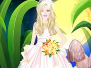 Barbie Moonlight Bridal Dress Up