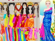 Barbie Persian Princess Dress Up