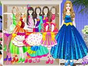 Barbie Prom Style