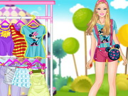 Barbie's Childish Outfits