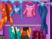 Barbie's Closet Makeover