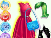 Barbie's Inside Out Costumes