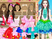 Barbie School Style
