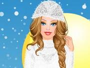 Barbie Winter Fashionista Dress Up