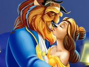 Beauty And The Beast Kissing