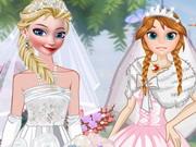 Brides Elsa And Anna