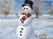 Építsd a hóembert