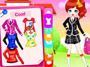 Chic School Uniform