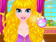 Cinderella New Hairstyle