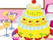 Cinderella S Wedding Cake