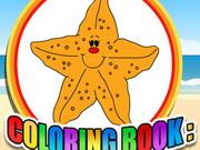 Coloring Book: Sea Animals