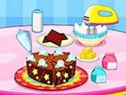 Isteni csoki torta