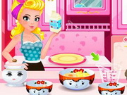 Cooking Lesson - Cake Maker