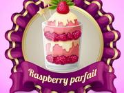 Cooking Raspberry Parfait