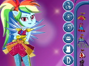 Crystal Guardian Rainbow Dash