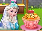 Cupcake készítés Elza módra