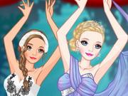 Dancer's New Dresses