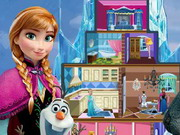 Decorate Frozen Castle