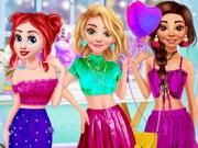 Disney Neon Dresses