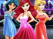 Öltöztesd a hercegnőket