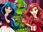 Disney Princesses And The Perfect Christmas Tree