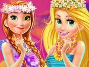 Disney Princesses Hawaii Shopping
