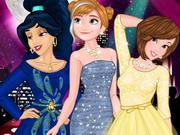 Disney Princesses Runway Models