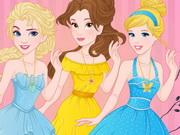 Disney Single Princesses