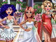Diva Wedding Dress Up