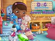 Doc Mcstuffins Jewel Match