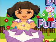 Dora Boots Fun Maths