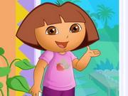 Dora the Cook Dress Up