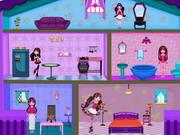 Draculaura Doll House Decor