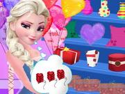 Elisa Valentine Shopping