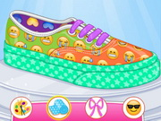 Ellie Design My Emoji Shoes